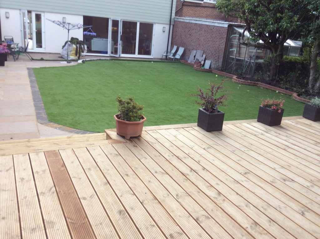 Decking Hampshire Building Services