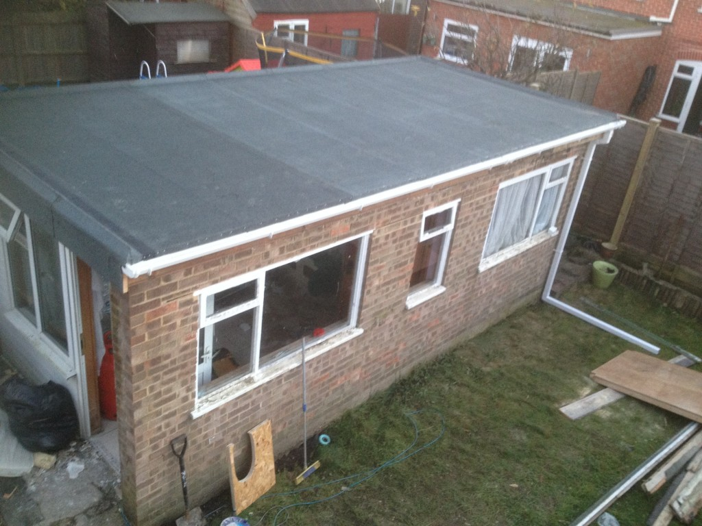Extension Hampshire Building Services