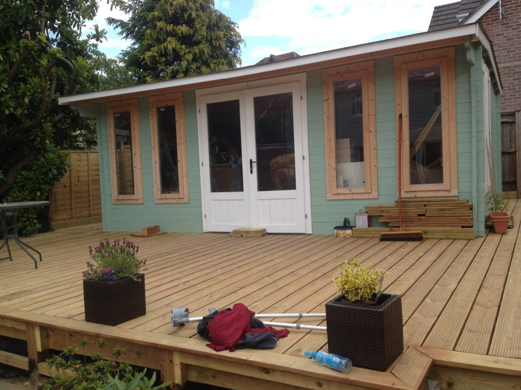 Summer House Hampshire Building Services